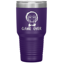 Load image into Gallery viewer, Jigsaw Horror, 30oz Tumbler