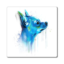 Load image into Gallery viewer, Chihuahua Watercolor Magnet