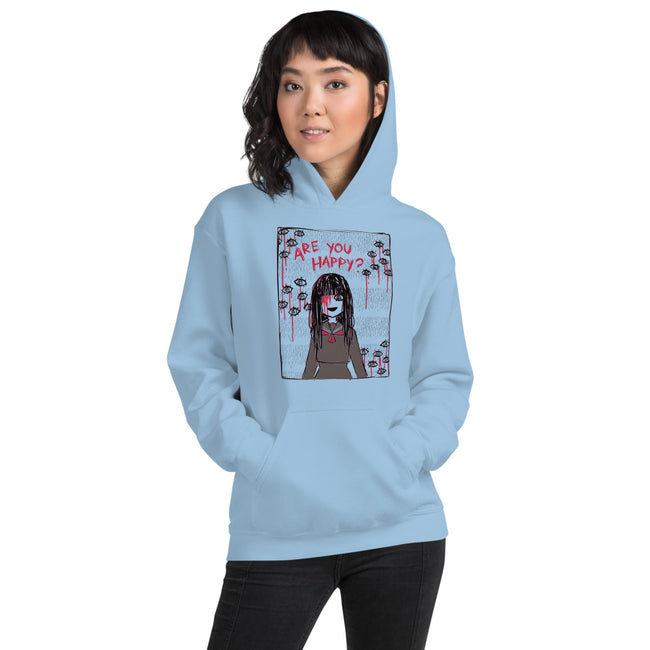 Are You Happy? Unisex Hoodie