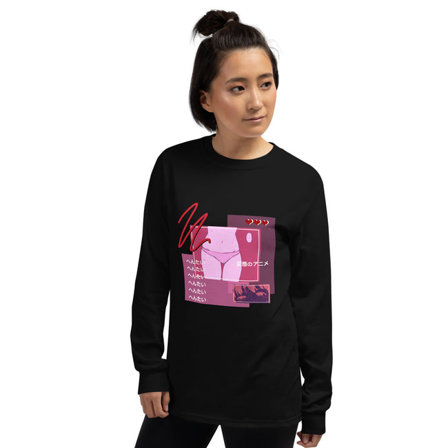 Hentai Unisex Long Sleeve T-Shirt