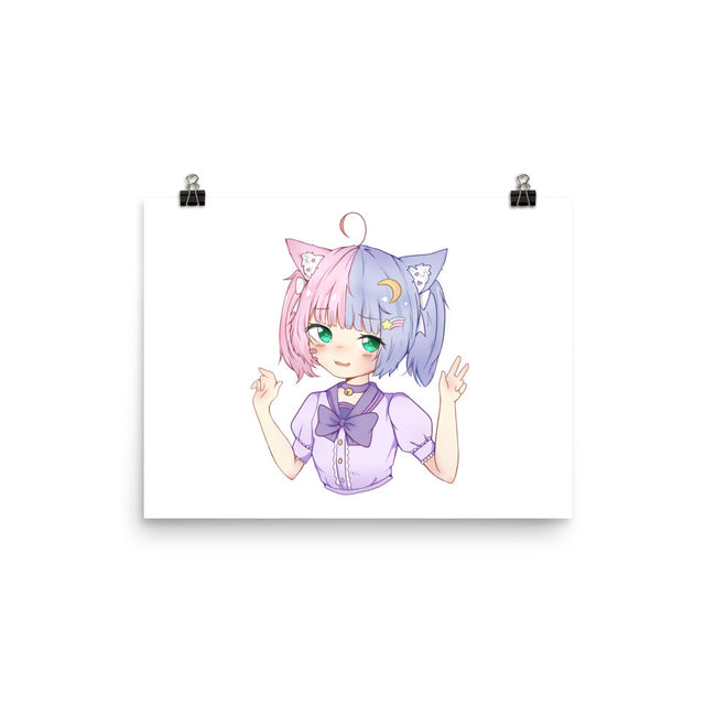 Chibi Little Nii Poster