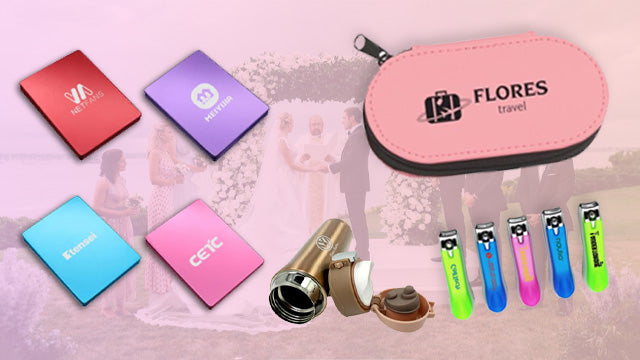 Promotional Merchandise & Ideas For Your Next Wedding Expo