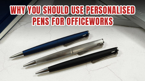 Personalised Pens For Officeworks