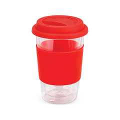 HWD65-350ml ZUMA DOUBLE WALL GLASS CUP