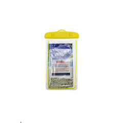 HWT60-HI VIS WATERPROOF PHONE POUCH