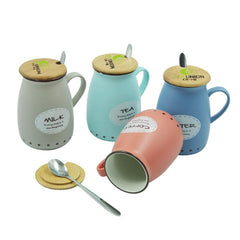 HWD17 - BLAZE BIG BOTTOMED CERAMIC CUP SET