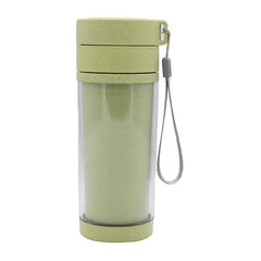 HWD13 - 420ML DOUBLE WALL TEA BOTTLE