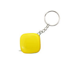 HWH02 - MINI SQUARE KEYCHAIN WITH TAPE MEASURE
