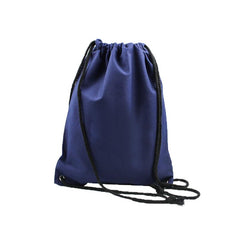 HWB34 - CANVAS DRAWSTRING BACKPACK
