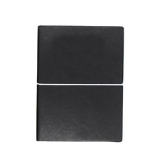 PU Business Notebook with Elastic Band