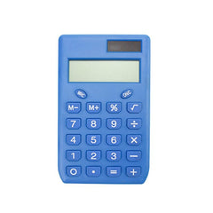 Mini Calculator With Plastic Buttons
