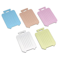 HWT13 - TROLLEY SUITCASE-SHAPED LUGGAGE TAG