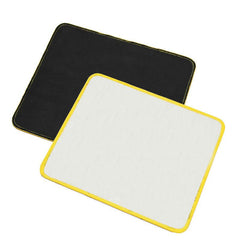 HWE05 - MOUSEPAD WITH COLOURED STITCHED EDGES