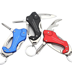 HWH78 - KEYCHAIN WITH 4-IN-1 MULTI-TOOL SET