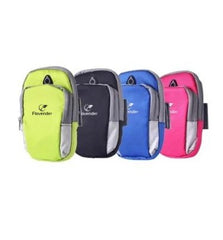 HWB48 - MULTIFUNCTIONAL NYLON PHONE POUCH FOR RUNNING AND OUTDOORS USE
