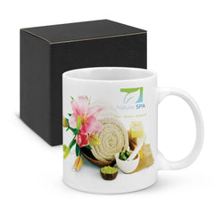 HWD51 - 325ML SUBLIMATED CERAMIC MUG