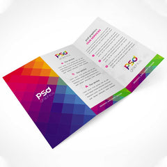 Brochures -  DL Trifold (A4 folded to DL)