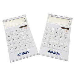 HWOS165 - OFFICE CALCULATOR WITH WHITE BUTTONS