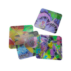 HWD32-ACRYLIC SQUARE COASTERS