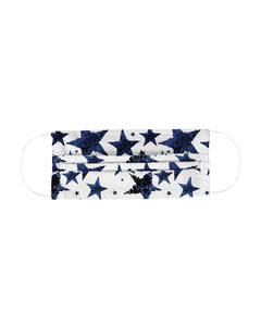 Spangled Star Face Mask