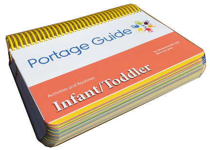 portage guide 3 infant toddler activity book the portage project
