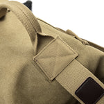 Mountaineering Canvas Backpack