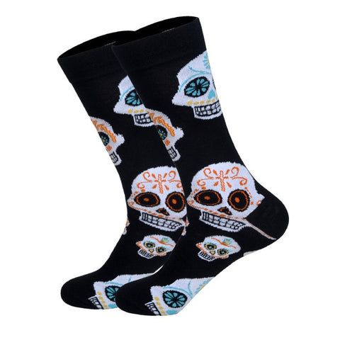 Graphic Skateboarding Socks
