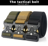 Nylon Military Tactical Belt