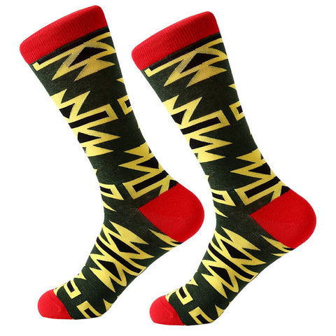 Funky Fresh Novelty Socks