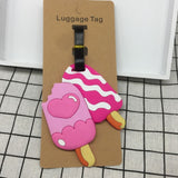 Happy Luggage Tags