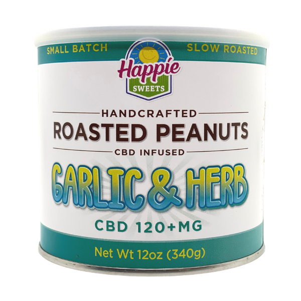 CBD Infused Peanuts - Subscription