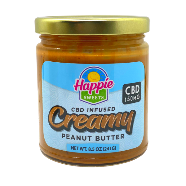 CBD Infused Nut Butter - Subscription