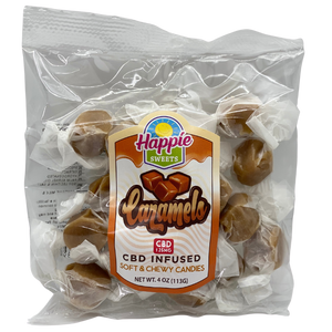 CBD Infused Caramels - Subscription