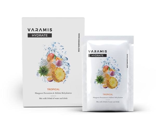 Tropical (7 Pack) - VARAMIS Hydrate
