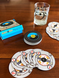 45 Record Playing Cards