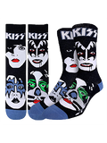 KISS Band Socks Adult
