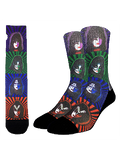 KISS Pop Art Socks Adult