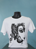 Limited Edition Amy Winehouse Self Portrait Tee