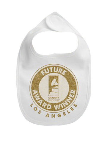 GRAMMY Museum Future Award Winner Bib