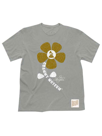 GRAMMY Museum Toddler Girls Flower Grammy T-Shirt
