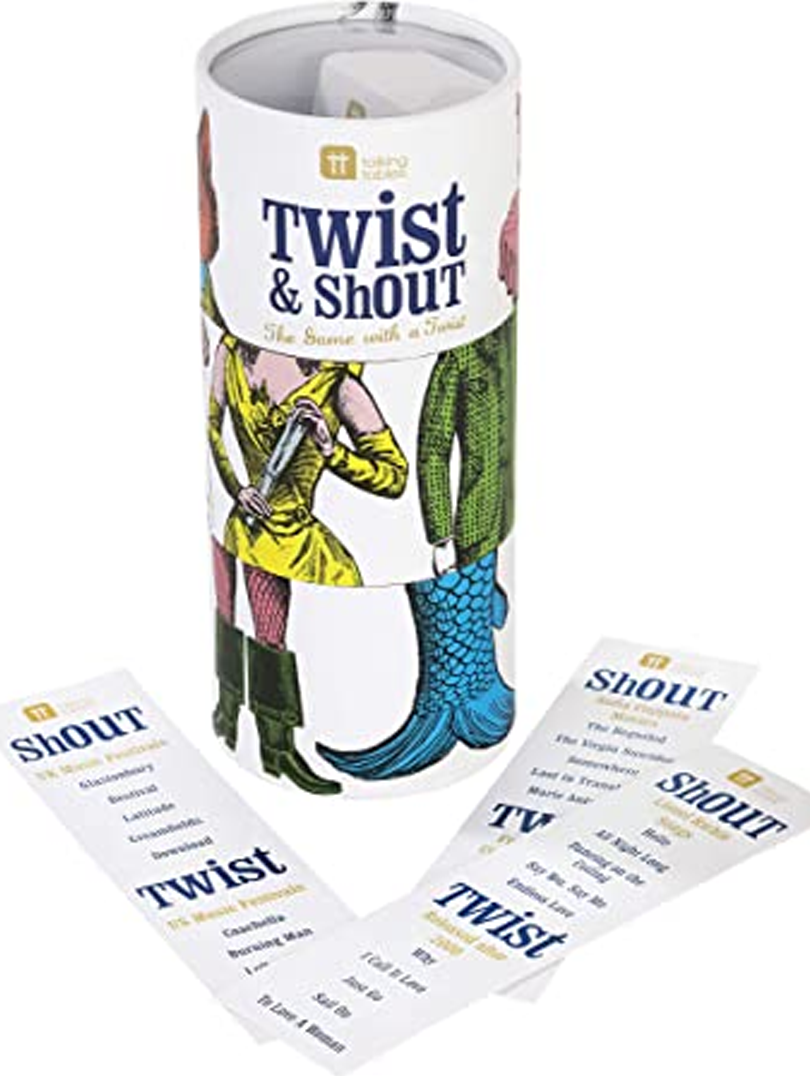 High Jinks Twist and Shout Game