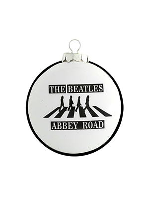 Abbey Road Beatles Ornament