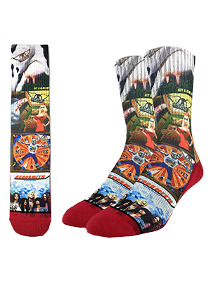 Aerosmith Albums Sock
