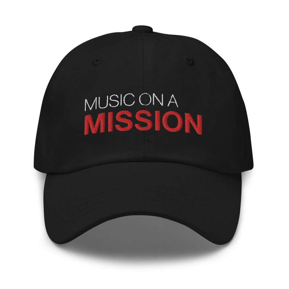 Baseball Cap - Music On A Mission
