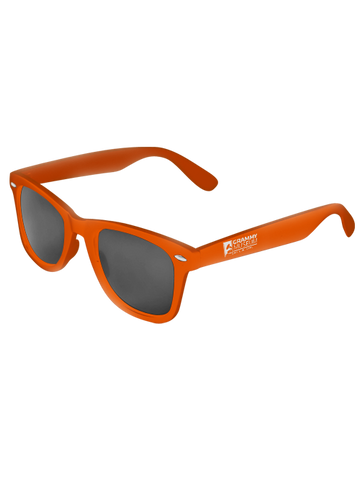 GRAMMY Museum Glossy Shades - Orange