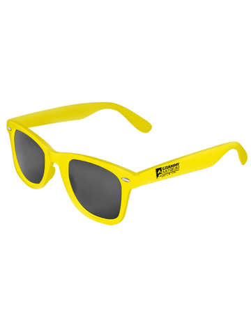 GRAMMY Museum Glossy Shades - Yellow