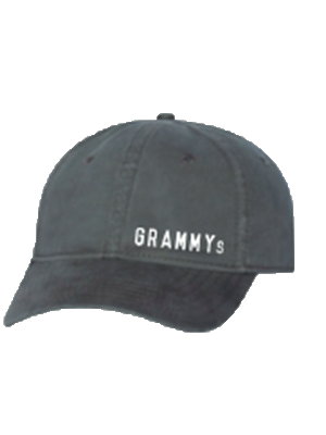 62nd GRAMMYs GRAY HAT