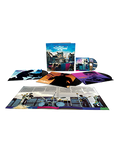 Jimi Hendrix Live in Maui 3LP and Blu-Ray Set