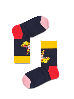 Beatles Yellow Submarine Socks - Kids