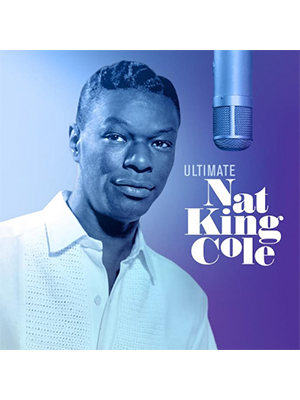 Ultimate Nat King Cole Clear Vinyl